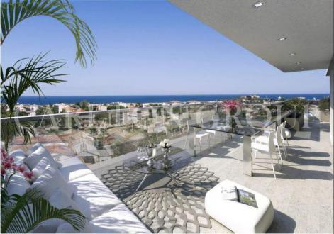 Appartement de luxe à vendre ANTIBES, 109 m², 3 Chambres, 845000€