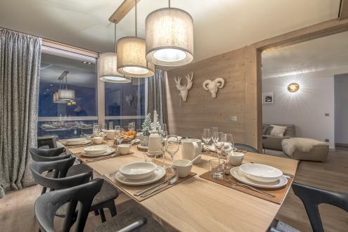 Appartement neuf de luxe à vendre COURCHEVEL, 97 m², 4 Chambres, 1325000€