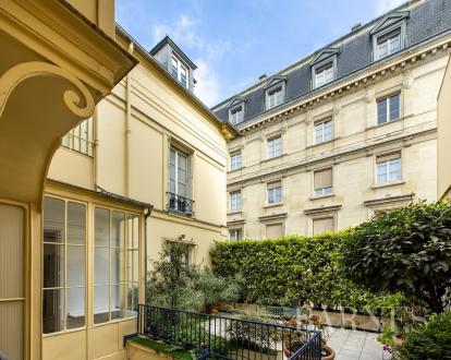 Luxus-Wohnung zu verkaufen PARIS 1ER, 154 m², 2 Schlafzimmer, 3290000€
