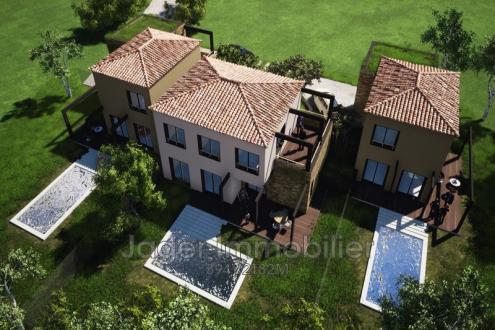Maison de luxe à vendre GRIMAUD, 96 m², 3 Chambres, 625000€