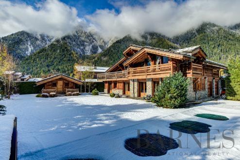 Luxury Chalet for rent CHAMONIX MONT BLANC, 300 m²,