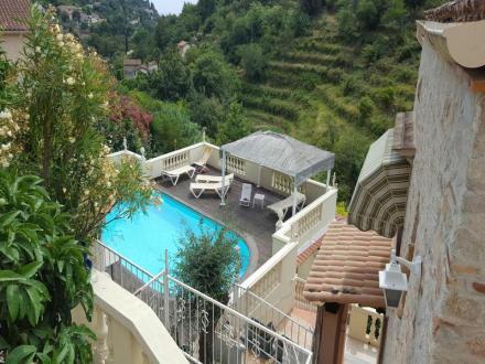 Villa de luxe à vendre MENTON, 418 m², 10 Chambres, 1295000€