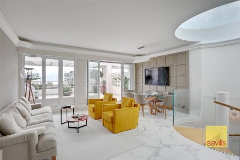 Appartement de luxe à vendre Monaco, 160 m², 3 Chambres