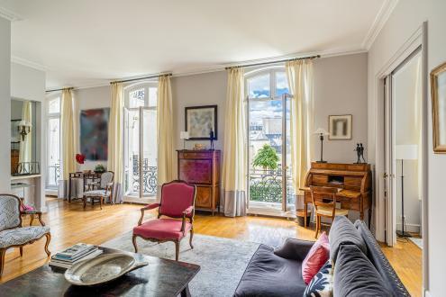 Appartement de luxe à vendre PARIS 7E, 81 m², 2 Chambres, 1790000€