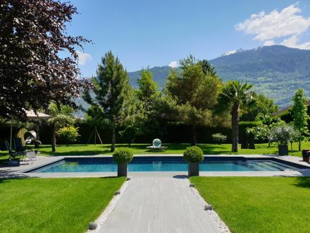 Maison de luxe à vendre Ardon, 3 Chambres, 2490000CHF