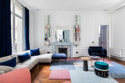 Appartement de luxe à vendre PARIS 16E, 98 m², 2 Chambres, 1820000€