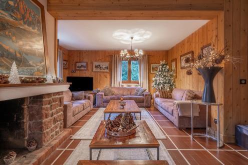 Casale di lusso in affito MEGEVE, 280 m², 6 Camere,