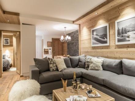 Luxus-Wohnung zu vermieten COURCHEVEL, 59 m², 3 Schlafzimmer,