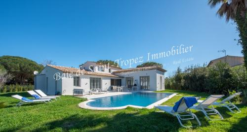 Luxury House for rent SAINT TROPEZ, 250 m², 4 Bedrooms,