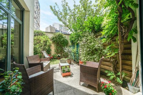 Maison de luxe à vendre PARIS 14E, 133 m², 4 Chambres, 2150000€