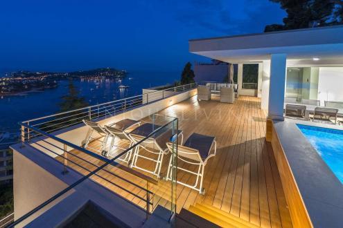 Villa de luxe à vendre VILLEFRANCHE SUR MER, 550 m², 8 Chambres, 9000000€