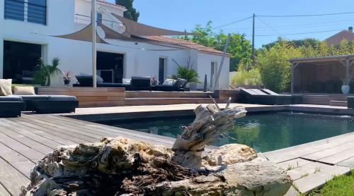 Propriété de luxe à vendre CARQUEIRANNE, 170 m², 4 Chambres, 1200000€