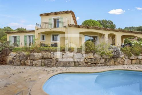 Villa de luxe à vendre MOUANS SARTOUX, 155 m², 4 Chambres, 930000€