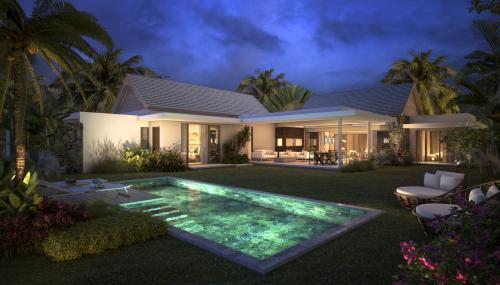 Villa di lusso in vendita Mauritius, 292 m², 4 Camere, 910256€