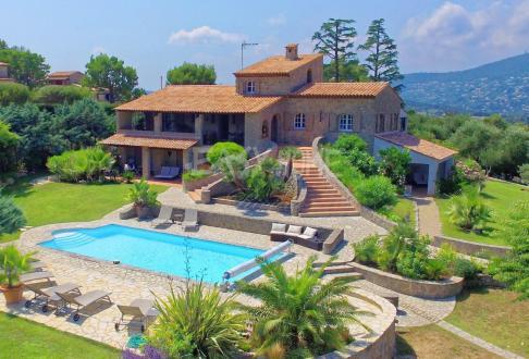 Luxury Villa for sale PEYMEINADE, 283 m², 5 Bedrooms, €1410000