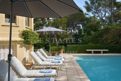 Villa de luxe à louer SAINT JEAN CAP FERRAT, 8 Chambres