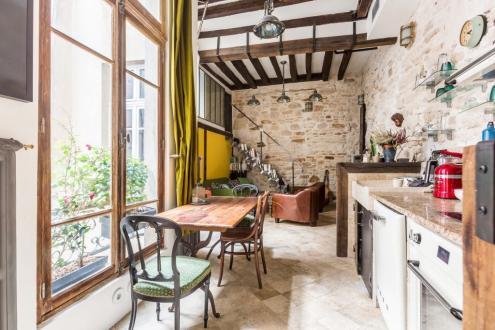 Luxury Apartment for sale PARIS 4E, 44 m², 1 Bedrooms, €825000