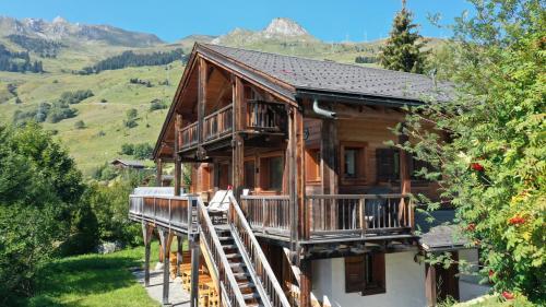 Luxus-Chalet zu verkaufen Verbier, 336 m², 7 Schlafzimmer, 6200000CHF