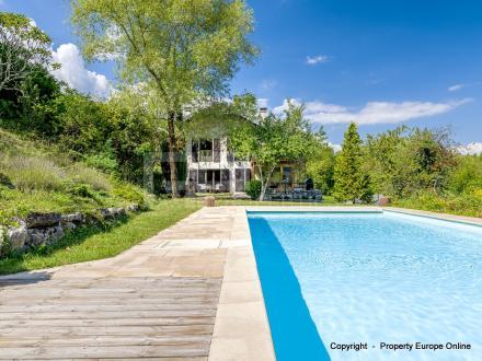 Luxus-Haus zu verkaufen SEYSSEL, 287 m², 5 Schlafzimmer, 690000€