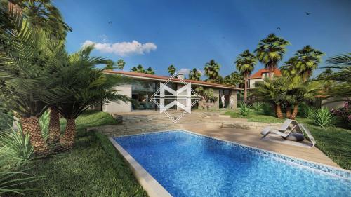 Вилла класса люкс на продажу  Сент-Максим, 255 м², 4 Спальни, 3300000€