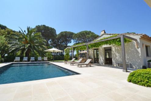 Luxury House for rent SAINT TROPEZ, 300 m², 5 Bedrooms,