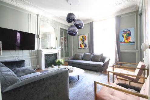 Квартира класса люкс на продажу  Париж 16ый, 150 м², 3 Спальни, 1990000€