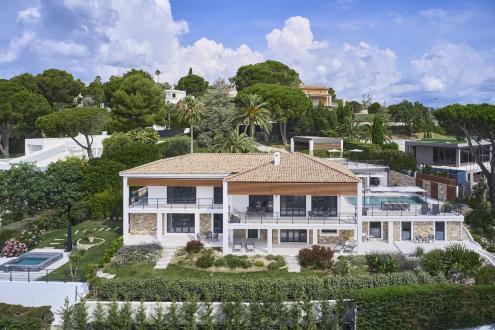 Luxus-Haus zu vermieten VALLAURIS, 330 m², 5 Schlafzimmer,