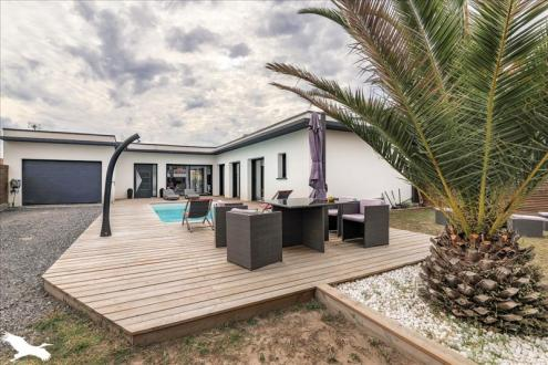 Maison de luxe à vendre SOUSTONS, 135 m², 3 Chambres, 644800€