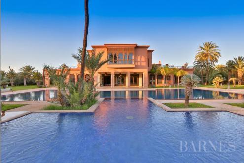 Villa de luxe à vendre MARRAKECH, 1300 m², 5 Chambres, 5000000€
