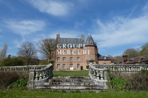 Château / Manoir de luxe à vendre CHAUMONT EN VEXIN, 814 m², 13 Chambres, 1165000€
