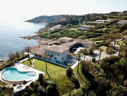 Maison de luxe à louer SAINT TROPEZ, 700 m², 10 Chambres,