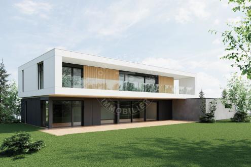 Maison de luxe à vendre MONTAGNY LES LANCHES, 200 m², 1585000€