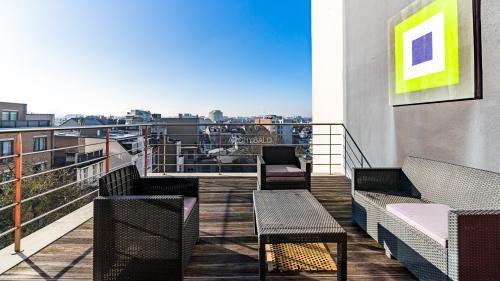 Appartement de luxe à vendre IXELLES, 191 m², 3 Chambres, 1100000€