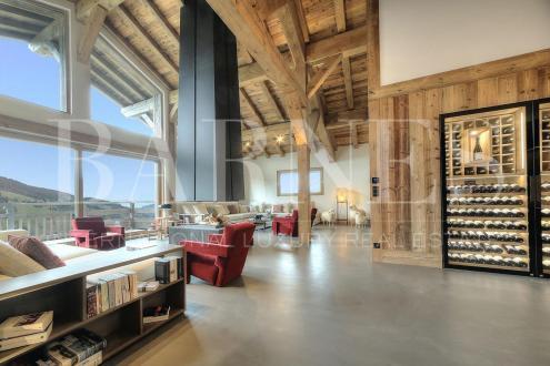 Casale di lusso in affito MEGEVE, 1 m², 6 Camere,