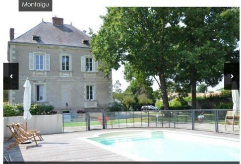 Maison de luxe à vendre LES BROUZILS, 246 m², 6 Chambres, 540800€