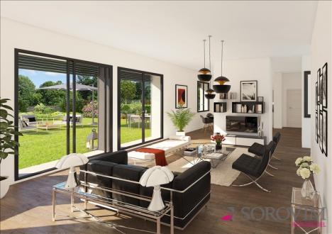 Appartement de luxe à vendre SAINT DIDIER AU MONT D'OR, 152 m², 4 Chambres, 780000€