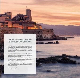Appartement de luxe à vendre JUAN LES PINS, 123 m², 1175000€