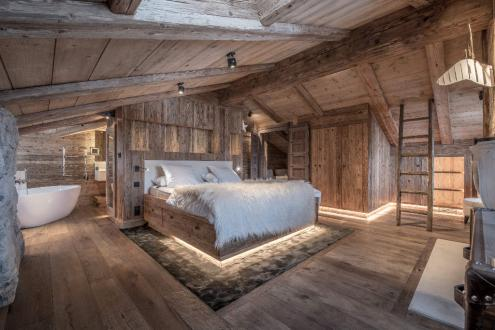 Chalet de luxe à vendre COURCHEVEL, 160 m², 4 Chambres