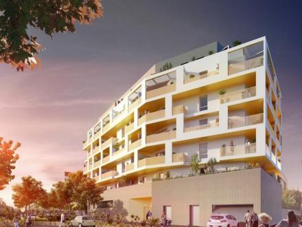 Luxus-Wohnung zu verkaufen MONTPELLIER, 122 m², 4 Schlafzimmer, 665000€