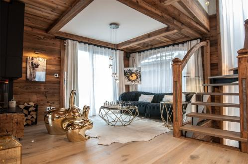 Luxury House for rent COURCHEVEL, 270 m², 5 Bedrooms