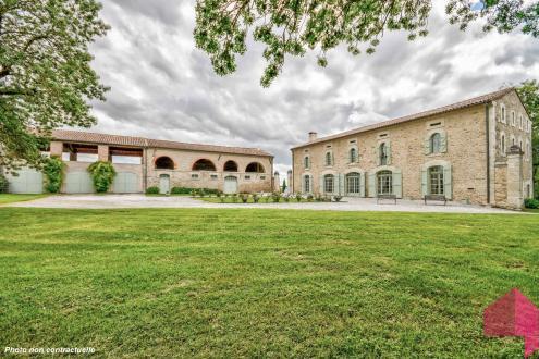 Maison de luxe à vendre TOULOUSE, 511 m², 7 Chambres, 839000€