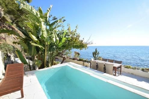 Luxus-Haus zu vermieten EZE, 150 m², 3 Schlafzimmer,