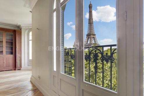 Luxury Apartment for rent PARIS 16E, 206 m², 7 Bedrooms, €9000/month