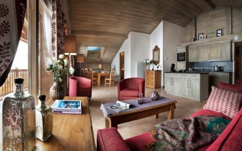 Appartamento di lusso in affito TIGNES, 100 m², 4 Camere,
