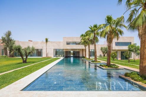 Maison de luxe à vendre MARRAKECH, 1600 m², 6 Chambres, 3500000€