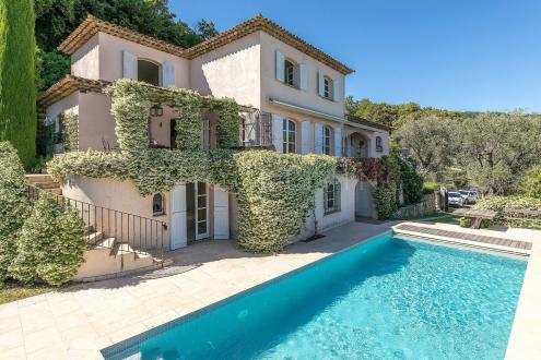 Villa de luxe à vendre GRASSE, 219 m², 5 Chambres, 1390000€
