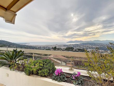 Luxus-Wohnung zu verkaufen LE CANNET, 170 m², 3 Schlafzimmer, 1790000€