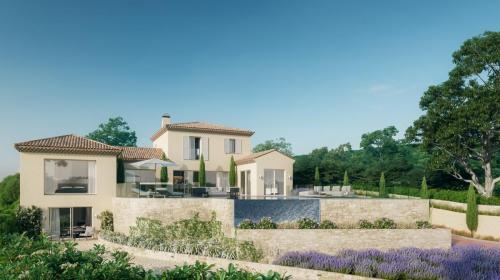 Villa de luxe à vendre LA CROIX VALMER, 262 m², 5 Chambres, 3800000€