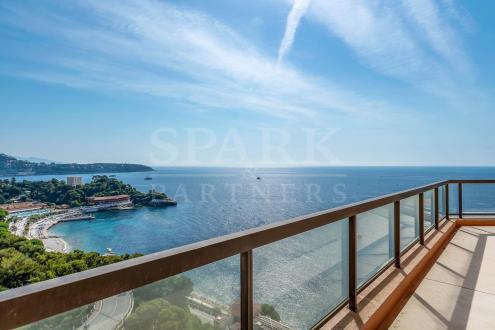 Квартира класса люкс на продажу  Монако, 155 м², 3 Спальни