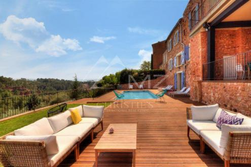 Luxury House for rent ROUSSILLON, 700 m², 10 Bedrooms,